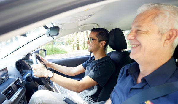 Driving Lessons Essendon | Pass First Go Find Driving Instructors