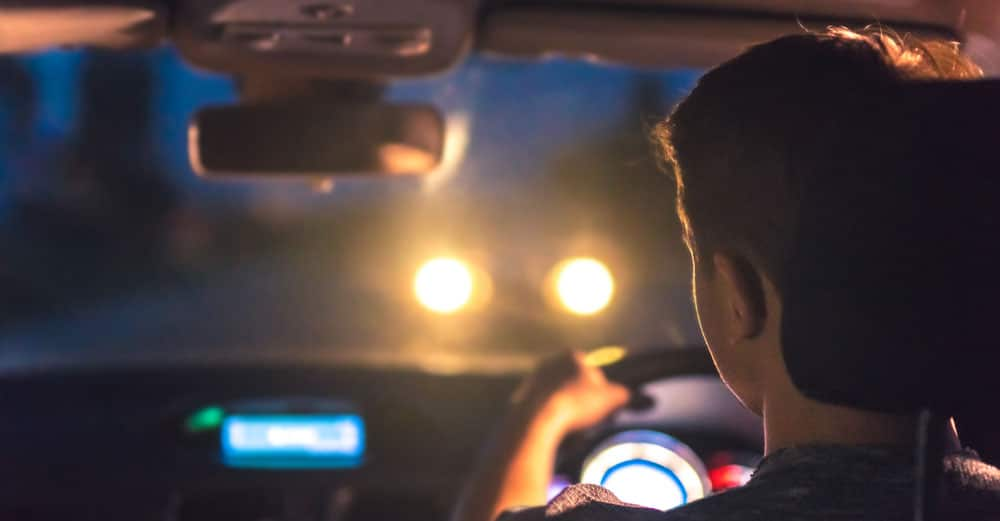 Night Time Driving Tips For Learners | LTrent Driving School