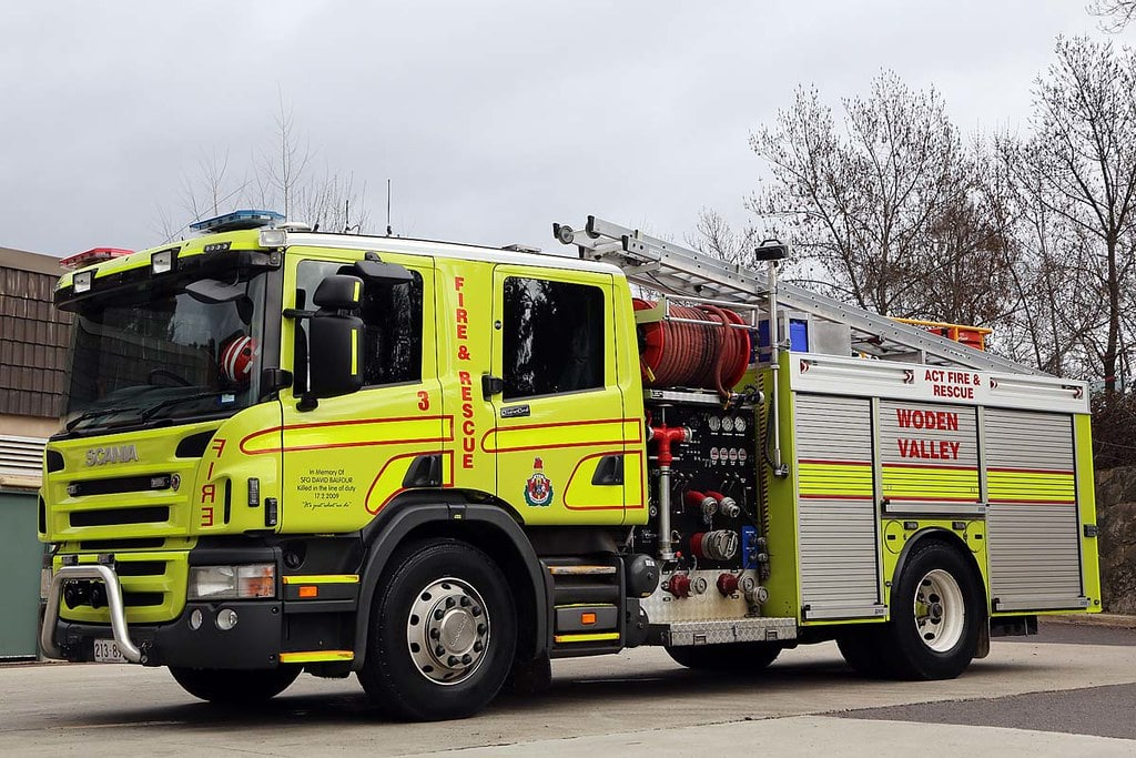 ACT Road Rules Concerning Emergency Vehicles | Pass First Go